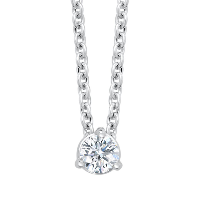 Lasker Diamond Fashion One And Only You Martini Set Pendant - 1/3CT