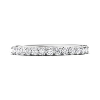 Classic Diamond Wedding Band - 1/2TW