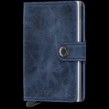Miniwallet- Vintage Blue