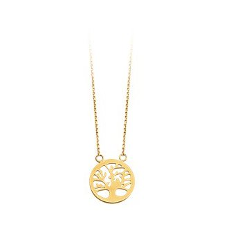 14kt Tree Of Life Pendant