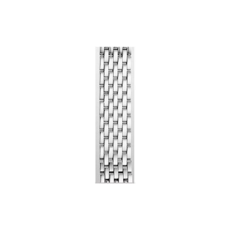 MICHELE 18 mm Deco 7-Link Stainless Steel Bracelet