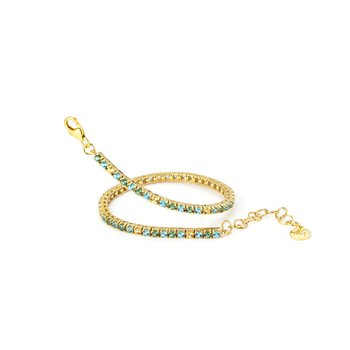 Portofino Ocean Colored Topaz Bracelet
