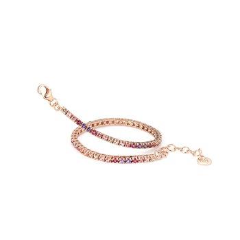 Portofino Pink & Lavender Topaz Bracelet