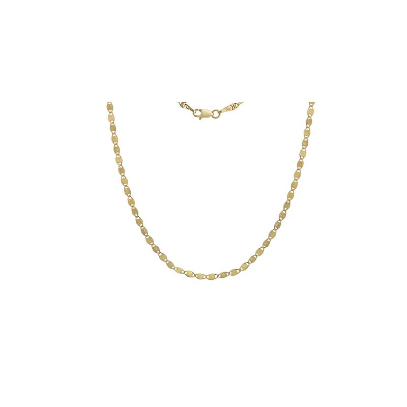 """Midas 36"""" Sparkling Valentino Chain"""
