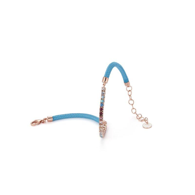 Vivalagioia Capri Multi Color Topaz Bracelet