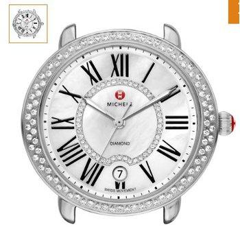 Serein Mid Diamond, Diamond Dial Watch