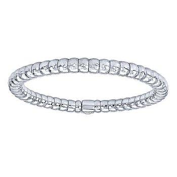 925 Articulated Bangle Bracelet
