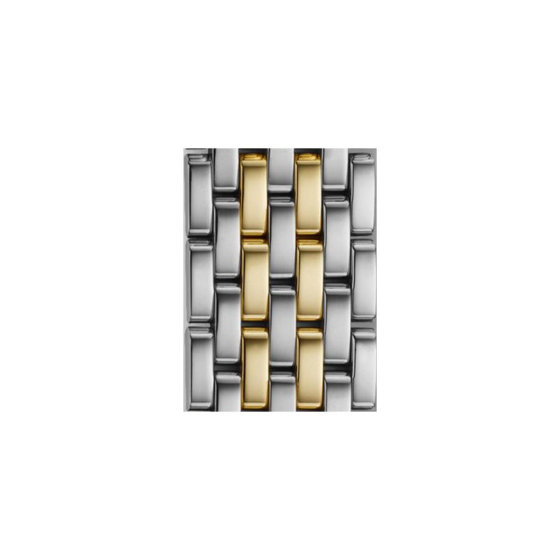 MICHELE 16mm Deco 16 7-Link Two-Tone Bracelet