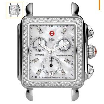 Deco Diamond, Diamond Dial Watch