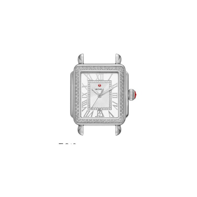 MICHELE Stainless-Steel Deco Madison