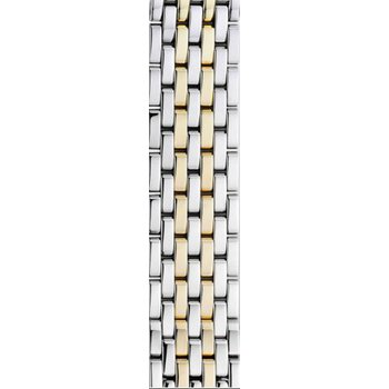 18mm Deco 7-Link Two-Tone Bracelet