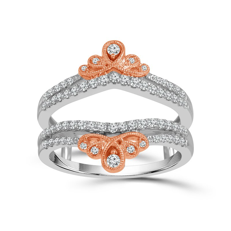 Collage Collection Tiara Ring guard