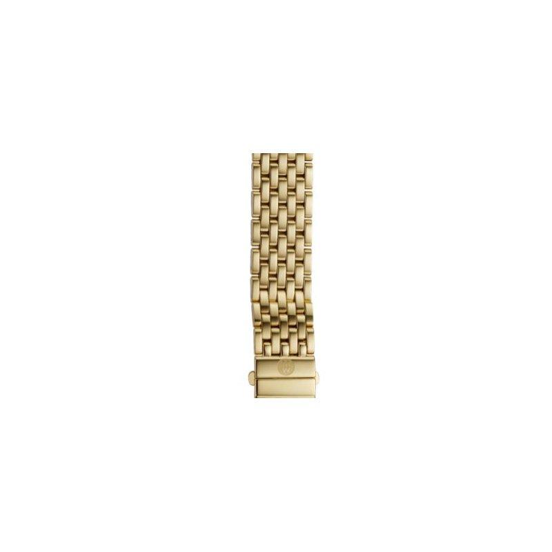 MICHELE 16mm Gold-Plated Bracelet