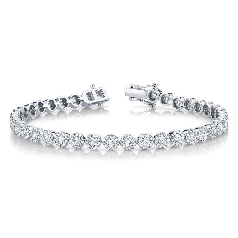 Best Sellers 14k W 3.03TWT Diamond Bracelet