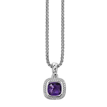 Amethyst Ellah Necklace