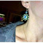 Studio Fine Kite Drop Earrings