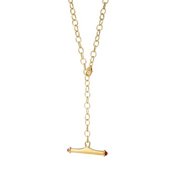 Chic Link Toggle Necklace