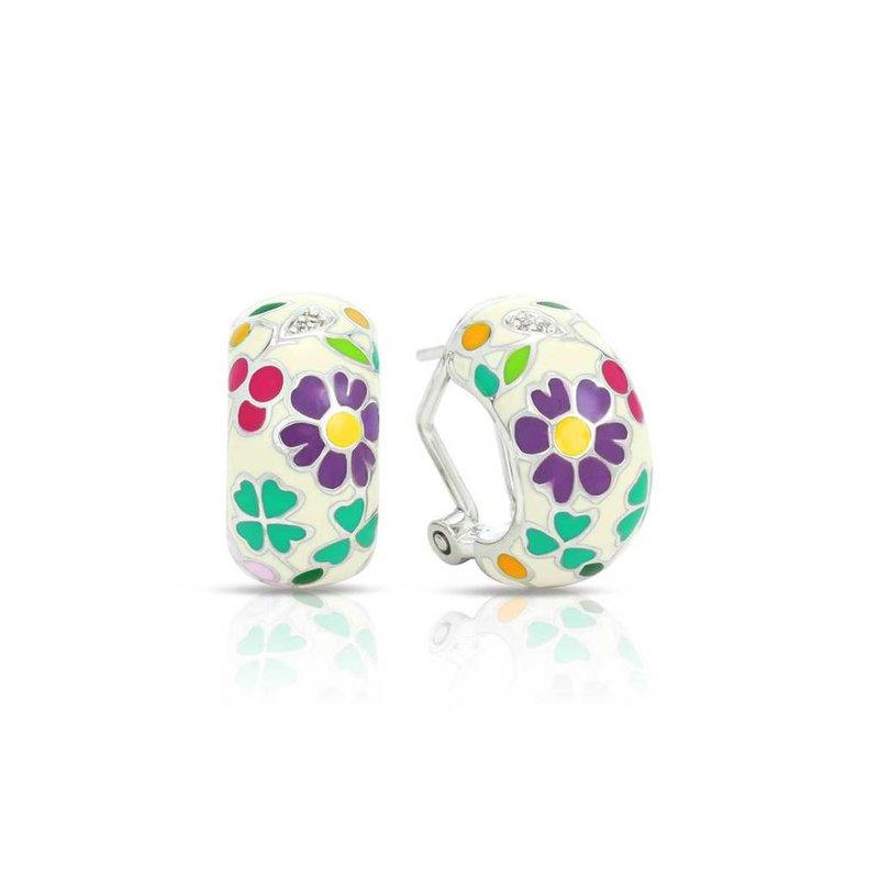 Studio Silver Flower Garden Earrings