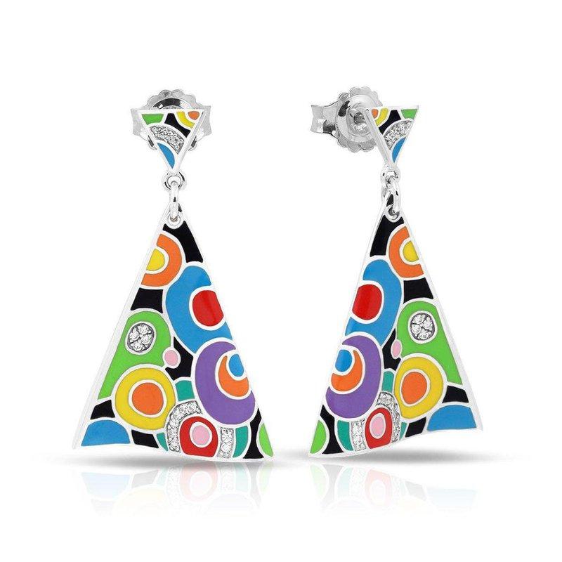 Studio Silver Groovy Earrings