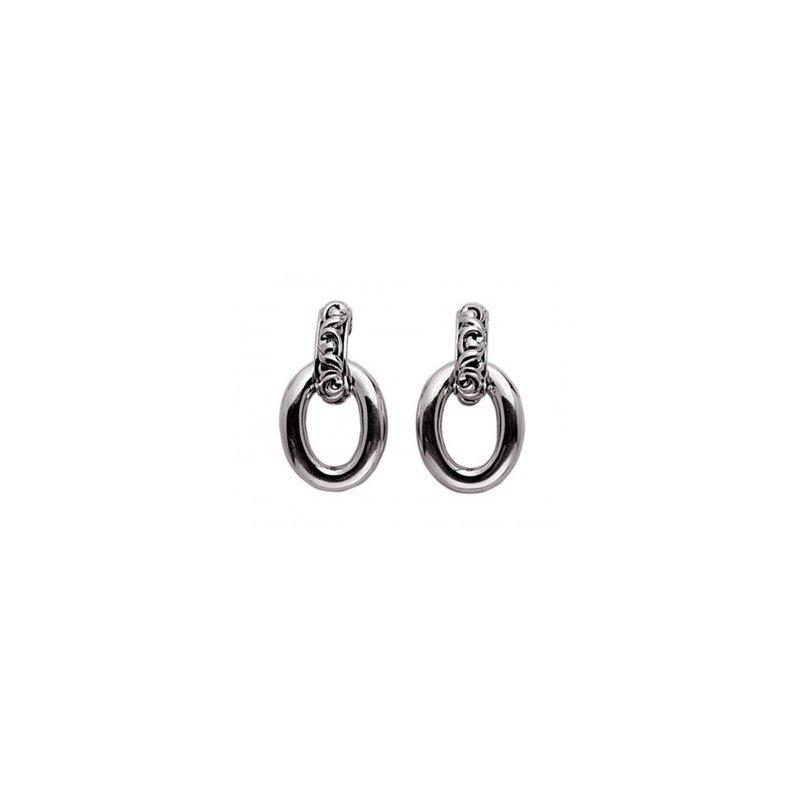 Studio Silver Sterling Silver Ivy Link Earrings