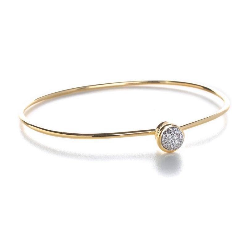 7 Mile Fine Small Diamond Bauble Bracelet