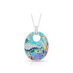 Studio Silver Sea Turtle Pendant