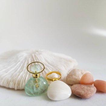 Beach Stone Bottles: Mini