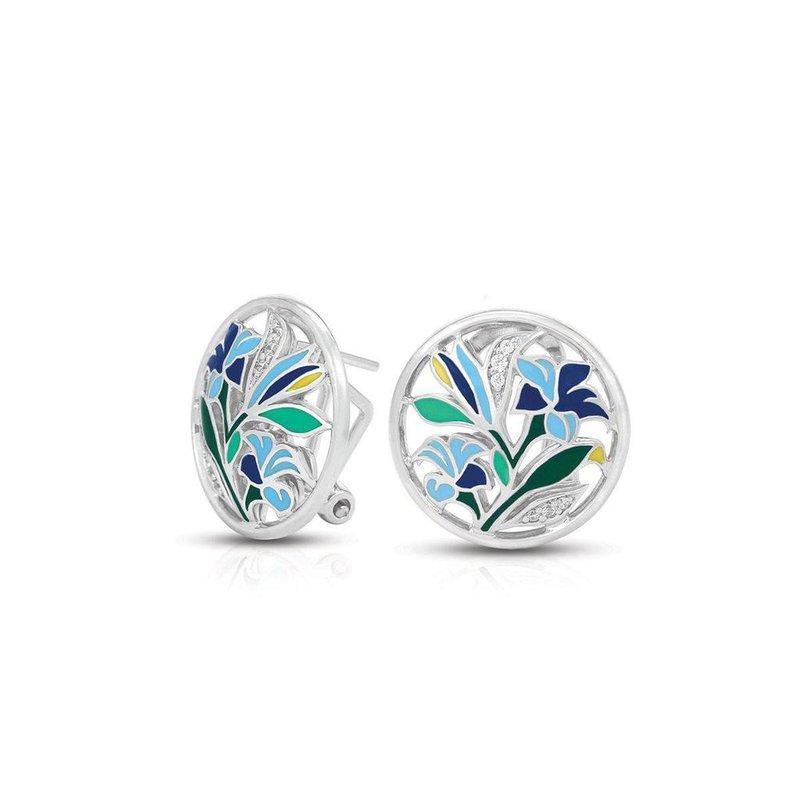 Studio Silver Morning Glory Earrings