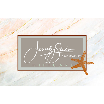 Jewelry Studio Gift Card (Pastel Marble)