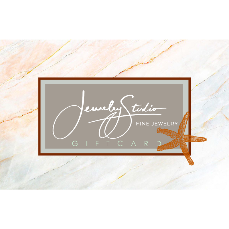 7 Mile Fine Jewelry Studio Gift Card (Pastel Marble)