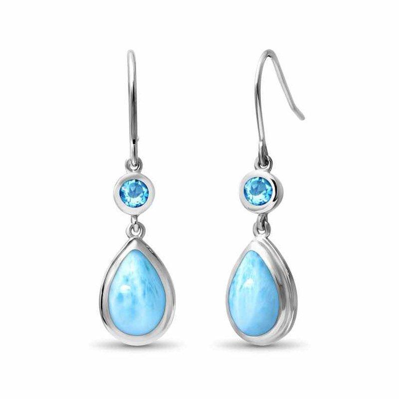 Studio Silver Atlantic Earrings