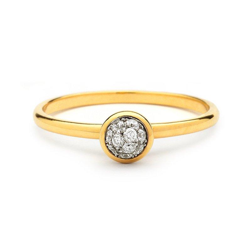 7 Mile Fine Mini Bauble Ring