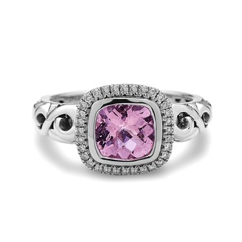 Morganite Ellah Ring