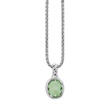 Green Amethyst Dylani Necklace