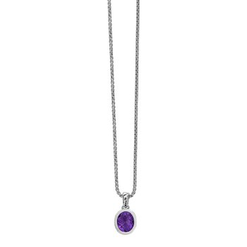 Amethyst Dylani Necklace