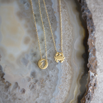 Beachy Baubles by The Studio Itty Bitty Under the Sea Layer Necklace