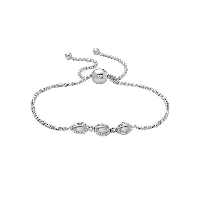 Studio Silver Sterling Silver Firefly Bolo Bracelet