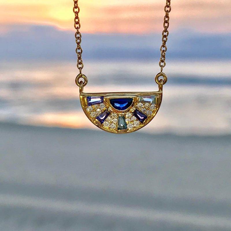 Studio Fine Sunrise Necklace