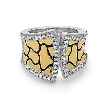 Python Tuxedo Ring