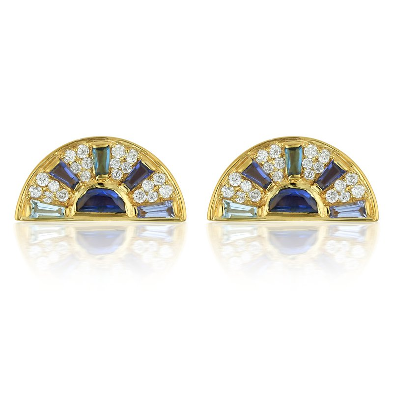 Studio Fine Sunrise Studs