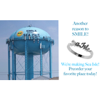 Beachy Baubles by The Studio Avalon - Stone Harbor - Sea Isle Favorite Places Ring