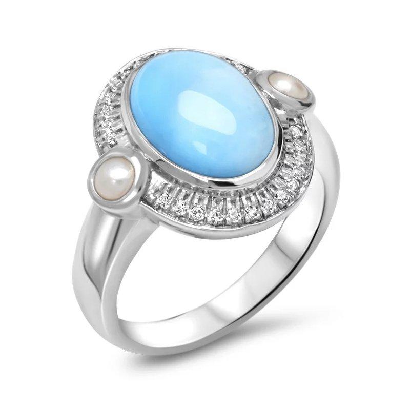 Studio Silver Mist Ring