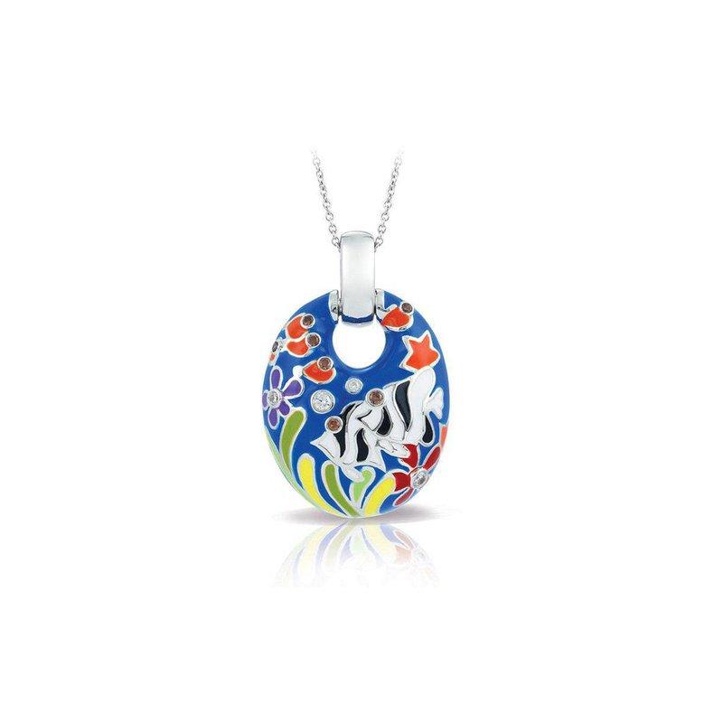 Studio Silver Angelfish Pendant
