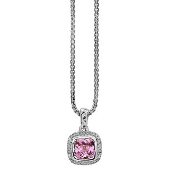 Morganite Ellah Necklace