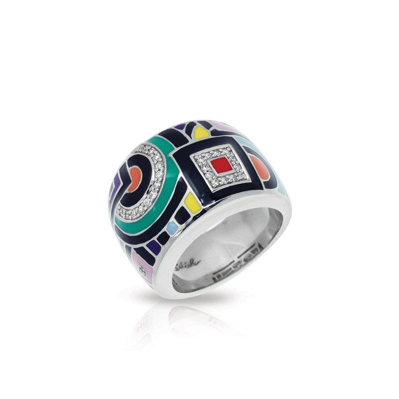 Studio Silver Geometrica Ring