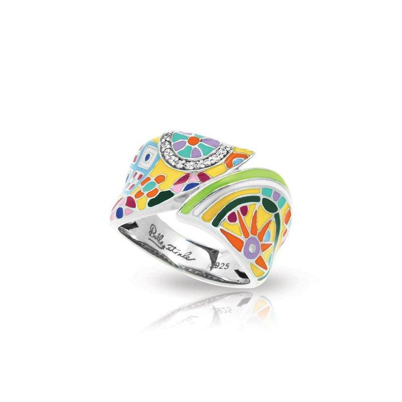 Studio Silver Pashmina Ring