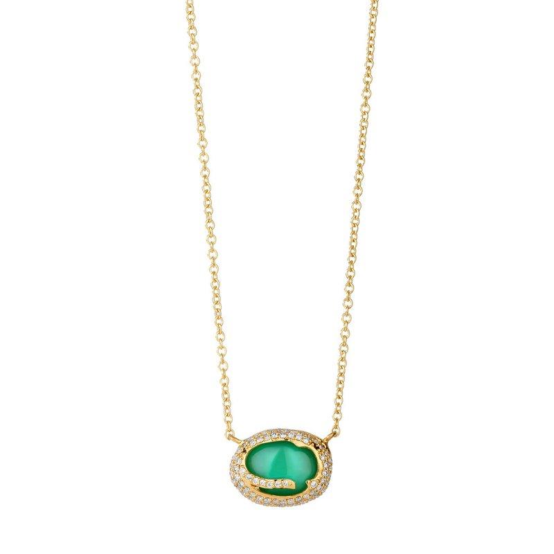 7 Mile Fine Cobblestone Necklace
