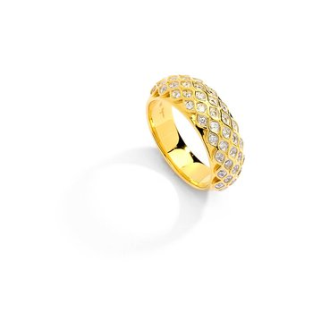 Mogul Diamond Ring