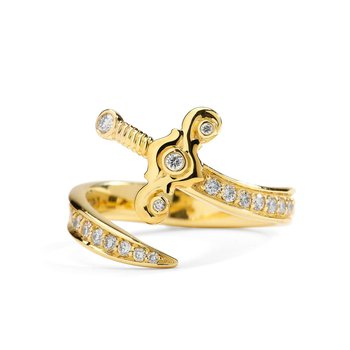 Mogul Sword Ring