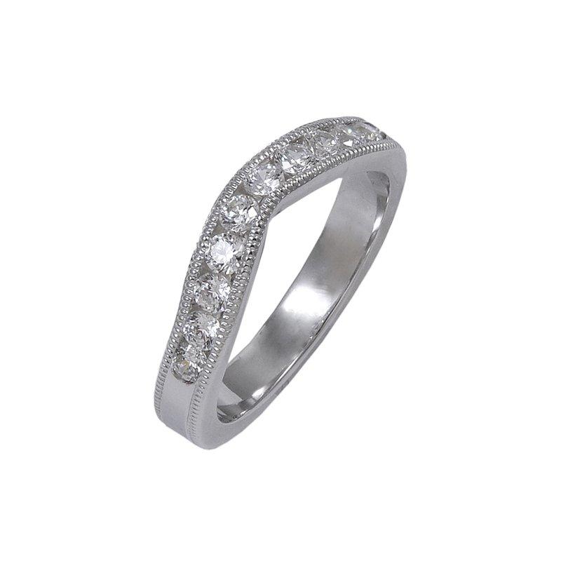 Billig Bridal R0279-cz-W